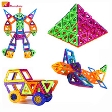 72pcs Wheels SetToy Bricks 3D MAGNETIC BUILDING TOYS Magnet Block Building Creative Plaything Best Gifts For Children