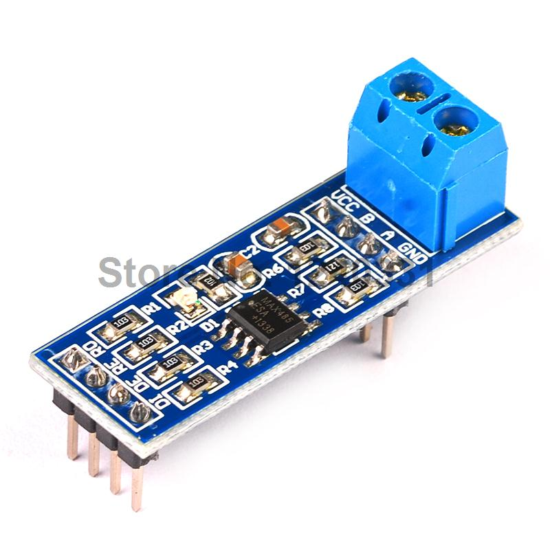 1PCS MAX485 Module RS485 Module TTL turn RS-485 Module MCU Development Accessories(China)
