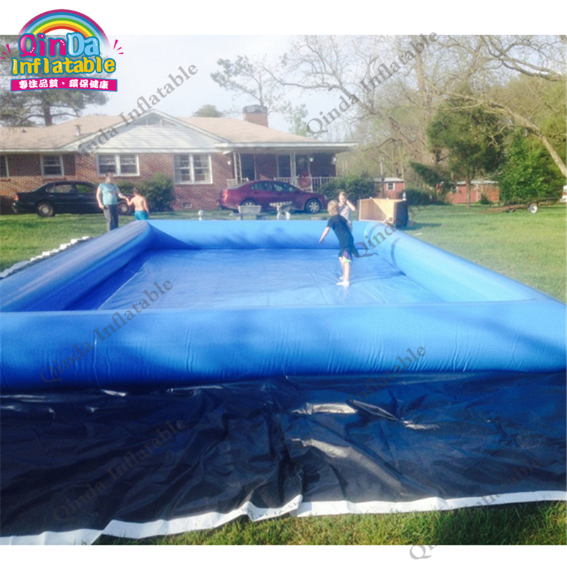 above ground inflatable swimming pool64