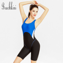 Brand Women Sexy One Piece Swimsuit Ladies Swimwear High Cut Trikini Swim Wear Bathing Athletic(China)