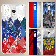 russia russian sochi flag Hard White Cell Phone Case Cover for Xiaomi Mi Redmi Note 3 3S 4 4A 4C 4S 5 5S Pro