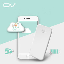 OV WIFI USB Flash Drives WSOV001 32G 64GB WIFI For iPhone / Android / PC Smart Pen Drive Memory Usb wifi Stick