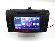 7 inch touch screen car radio gps android dvd gps fit for mazda 3 (2003-2009) car dvd gps navigation system