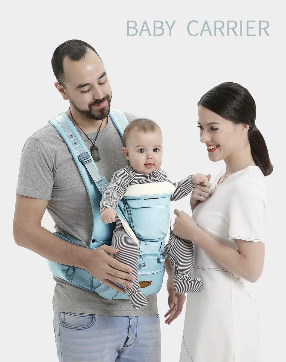 SUNVENO حقيبة وحمالة اطفال 1