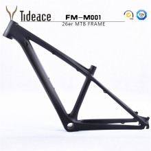 2017 Mountain bike carbon frame 26er full carbon MTB bike 14 16'' T700 carbon fiber frame MTB bike frame bicycle mtb frame