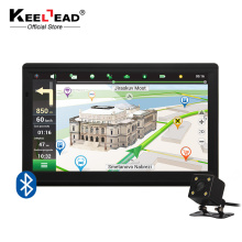 New 7 inch HD Car GPS Navigation 800M/ FM/8GB/256MB newest Map For Russia/Kazakhstan Europe/USA+Canada/Australia TRUCK Navigator