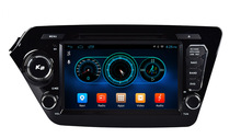 "Quad Core 1024*600 Android wifi 8"" In dash head unit car dvd player gps nav for KIA RIO k2 16G Nand Flash"