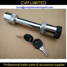 "TOW bar tongue hitch pin lock locks removable trailer ball mount 5/8"" straight hitch pin lock 16 mm trailer parts"