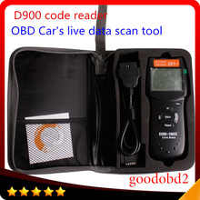 D900 CANBUS OBD2 Code Reader OBD2 Live PCM Data Code Reader Scanner Auto Code EOBD Diagnostic Car Scanner d900