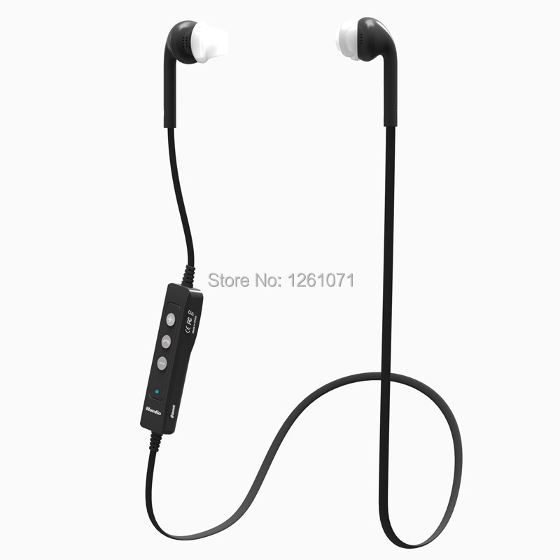 Bluedio Energy S2 bluetooth in ear Earphone voice command noise reduction Sweatproof sports wireless headphones With Microphone<br><br>Aliexpress