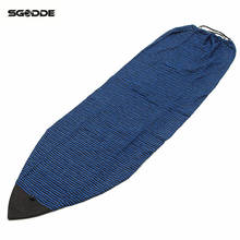 New Arrival Water Sports 6''/6.3''/6.6''/7'' Surfboard Socks Cover Surf Board Protective Bag Storage Case(China)