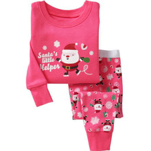 Buy Kids Girls Christmas Pajamas Set Baby Girls Clothing Set 2-7 Years Children Boys Sleepwear Baby Pijama Pyjama Suit Baby Boy for $9.19 in AliExpress store