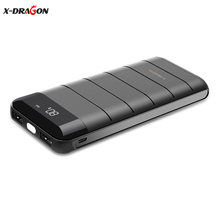 15600mAh Mobile Phone Charger Portable Power Bank External Battery Backup Chargers for iPhone SAMSUNG Huawei HTC Xiaomi Sony LG(China)