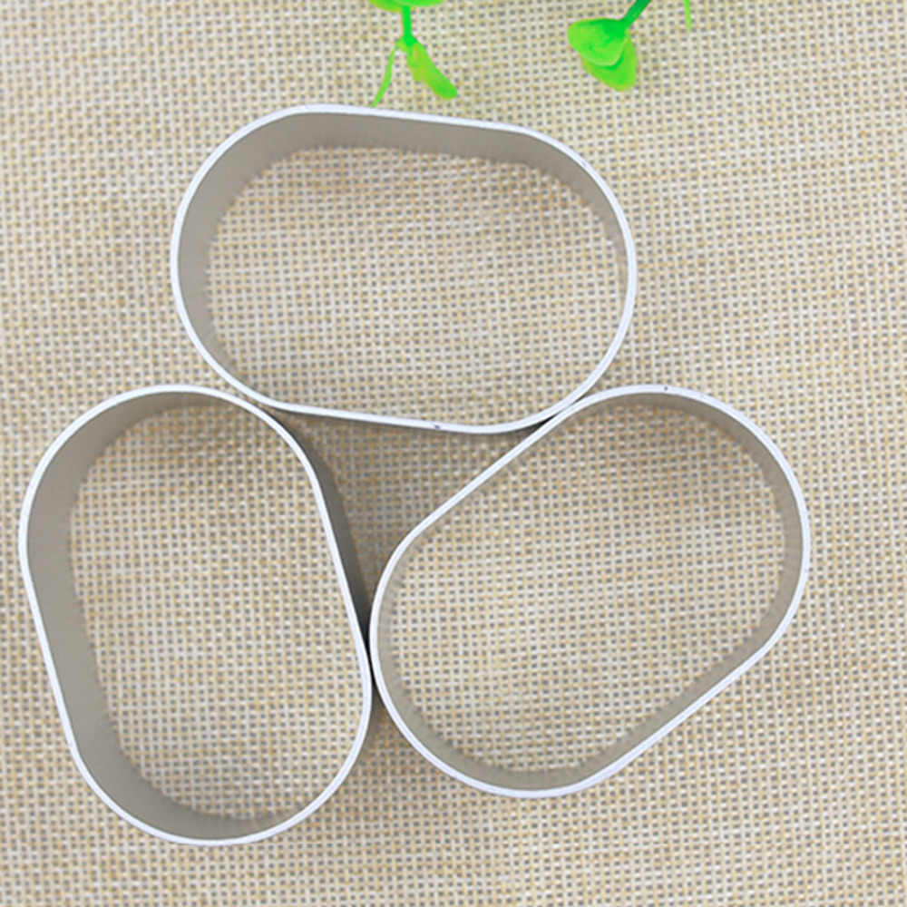 Oval Cookie Cutter