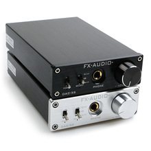 fx-audio feixiang DAC-X6 fever MINI HiFi USB Fiber Coaxial Digital Audio Decoder DAC 16BIT /192Khz amplifier TPA6120