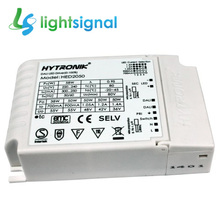 50W DALI dimmable LED driver LED power supply with DIP selectable current 700~1400mA 12/24VDC DALI & switch dimming