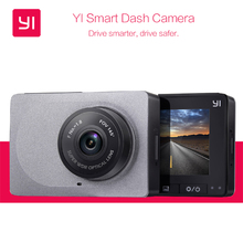 YI Smart Dash Camera Full HD 1080P 60fps 165 Wide-Angle Car DVR Vehicle Dash Cam with G-Sensor Night Vision ADAS Car Registrator