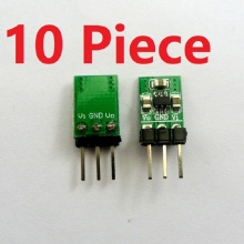 CE021*10  10pcs 1.2mhz mini 1.8V 3V 3.7V 5V to 3.3V Boost & Buck Low Noise Regulated Charge Pump DC/DC Converter(China)