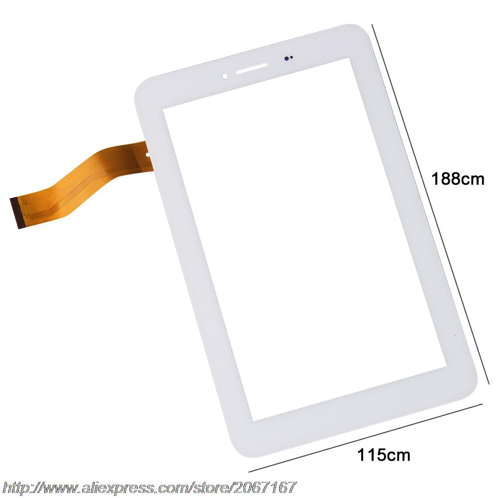 White 7 inch Touch Screen for Freelander PX1 PX2 04-0700-0808 V1 TE-0700-0030 Newman M78 F7 F76 3G Glass Digitizer Sensor<br><br>Aliexpress