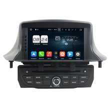 FOR RENAULT Megane III Fluence 2009-2016 Android 6.0 Car DVD player Octa-Core 2G RAM 32GB ROM gps car multimedia auto stereo(China)