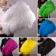 beautiful! Sell 10pcs Natural white ostrich feathers, diy jewelry accessories, wedding decorations