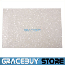 DIY Guitar Bass 3Ply Pickguard Blank Material Pearl White Sheet 29x43cm Customed Musical Instrument New