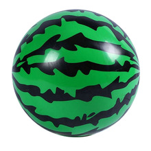 Outdoor Fun & Sports 6.3cm Children's Inflatable Watermelon Air Stress Ball, Kids Plastic Toys Baby Bouncing Ball Nice Gift HOT