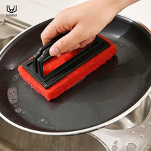 luluhut Household handle cleaning brush melamine sponge kitchen bathroom window  dust brush lampblack machine cleaner brush
