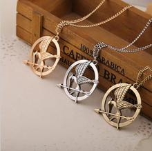 European and American popular hunger game bird Necklace C348 -C350