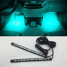 Car LED Interior Decoration lighting Atmosphere Lamp Decorative Lamp for Hyundai IX35 I30 VERNA SONATA TERRACAN TUCSON SANTAFE
