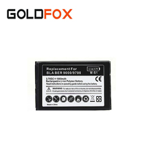 1800mah For Blackberry Bold 9000 9700 9780 Mobile Cell Phone Replacement Rechargeable Battery batteria High Quality(China)