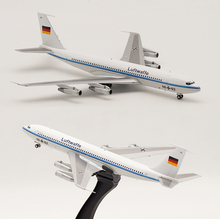 IF 1/200 German Air Force Boeing 707 special plane B707-300 Alloy aircraft model Collection model(China)