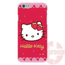 For Samsung Galaxy S3 S4 S5 Mini S6 S7 Edge Note 2 3 4 5 Soft TPU Silicon Luxury Popular Elegant Painting Hello Kitty
