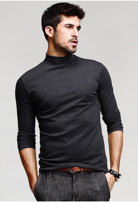 HTB1KKprNFXXXXa5XFXXq6xXFXXXq - KUEGOU Mens Casual T Shirts 5 Solid Color Brand Clothing For Man's Long Sleeve Slim T-Shirts Male Wear Plus Size Tops Tees 803