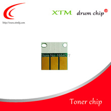 Compatible C220 toner chips K/C/M/Y for Minolta bizhub C220 C280 C360 color laserjet reset chip