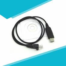 Programming Cable OPC-1122 for ICOM Radio IC-F110 IC-F5023 New Black