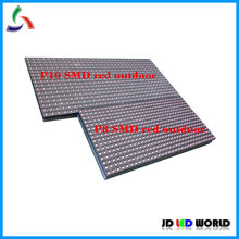 P10 SMD red color waterproof outdoor led display modules replace DIP P10 led modules 320MM*160MM 32*16PIXELS