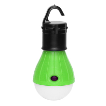 ITimo Portable 4 Colors Energy Saving 3 Modes Outdoor Lighting Tent Lamp White Soft Light LED Bulb Lantern