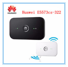 Unlocked Huawei E5573 E5573cs-322 150Mbps 4G Modem Dongle Lte Wifi Router Pocket Mobile Hotspot PK HUAWEI E3372 E5577 E5372(China)
