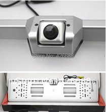 100% Full HD Colorful Night Vision European License Plate Rear View Camera European Cars Factory price promotion