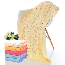 JinYu Brand Towel 70*140CM Microfiber Beach Bath Towels Soft Comfortable Fast Dry Bathroom Towel for Adults or children