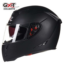 New GXT WHITE BLUE full face Motorcycle Helmet Motocross Moto Racing knight Motorbike  helmets made of ABS  Colors