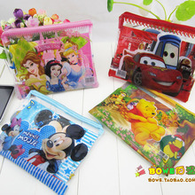 Pupils big book stationery set children stationery set gift birthday gift student prizes atmosphere cartoon series