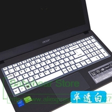 15.6 inch keyboard Silicone keyboard cover Protector for Acer Aspire e15 5-573G E5-573 E5 573G V3-574 F5-572 TMP257