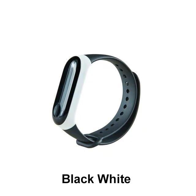 balck white