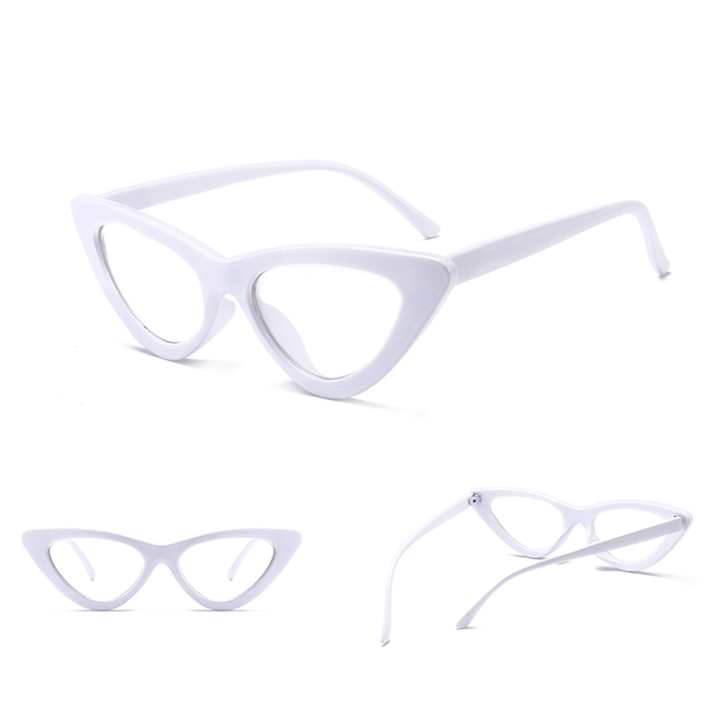 retro cat eye glasses frames for women 0317 details (5)
