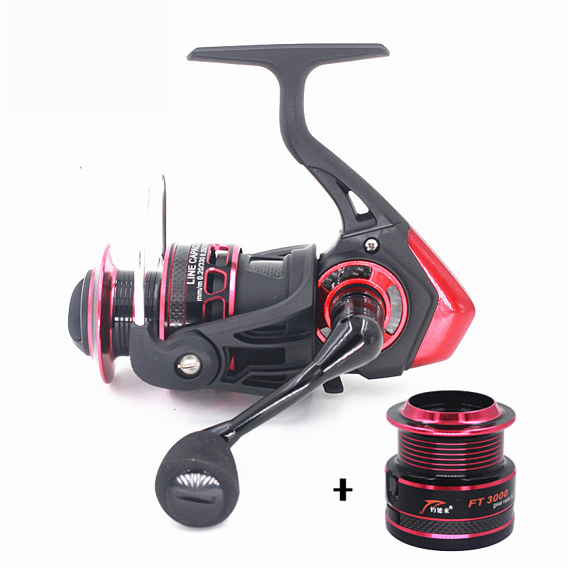 Hot Sale Carp Spinning Fishing Reel Front and Rear Drag System Infinite Metal Spinning Reel 13+1BB, Gift One Shallow cup<br><br>Aliexpress