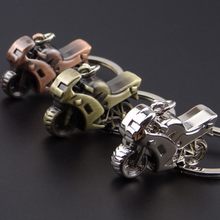 Classic 3D mini Simulation Model Motorcycle Motorbike  Personality Jewelry cool and cute