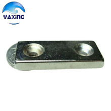 20pcs cube magnet with hole 28x12x4 - 4mm hole  Block Neodymium Rare Earth Permanent Magnet