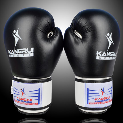 10/12/14/16oz High Quality PU Boxing Gloves Fighting Wearable Breathable Professional Muay Thai Kick Fight Gloves Training<br>
